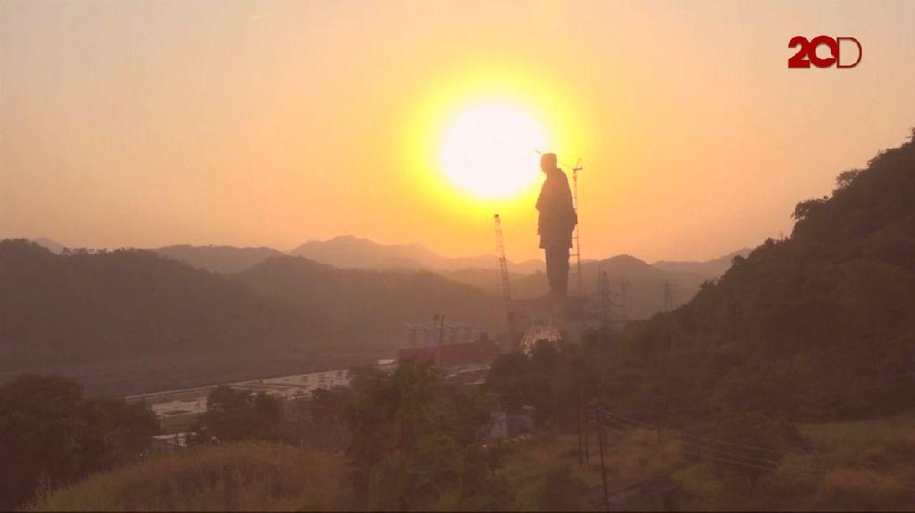 Ini Patung Tertinggi di Dunia dari India