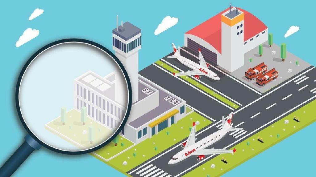Dua Kali Kecelakaan Tahun ini, Izin Terbang Lion Air Bisa Dibekukan?
