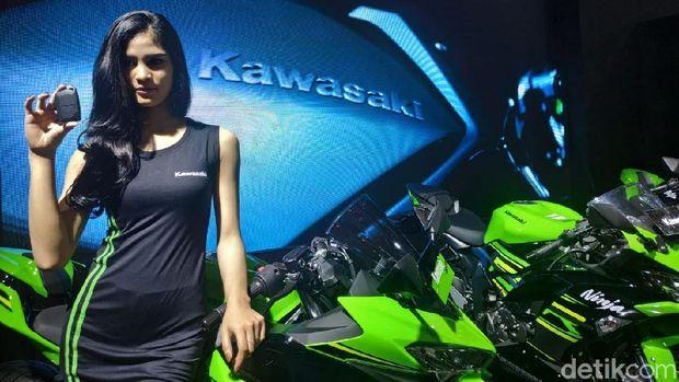 Kawasaki Smart Key