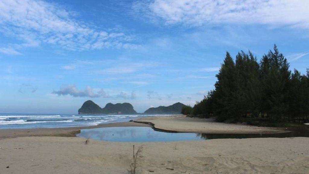 Pantai Penyu, Pantai Pasir Putih dari Aceh