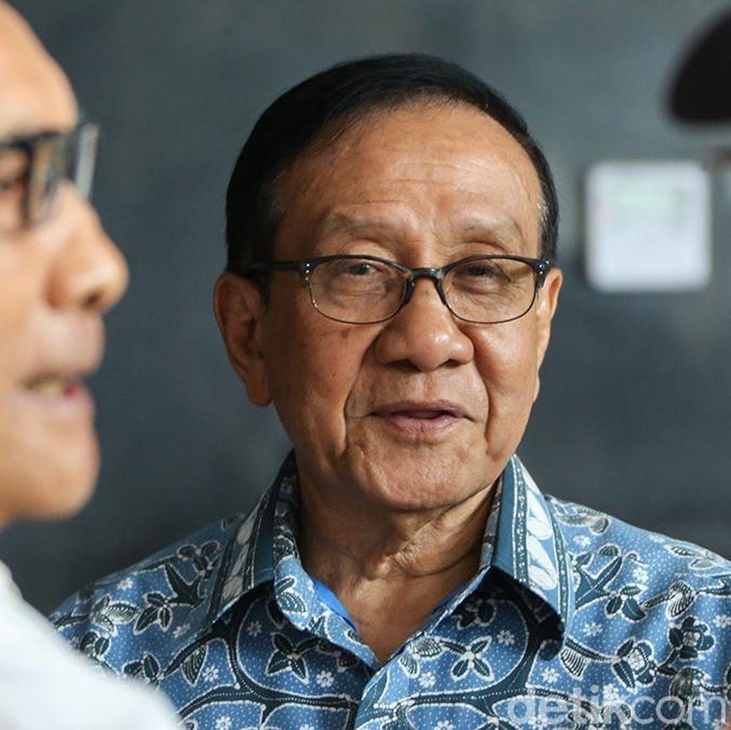 Bertemu kader HMI se-Banten, Akbar Tandjung Minta Putusan MK Dihormati