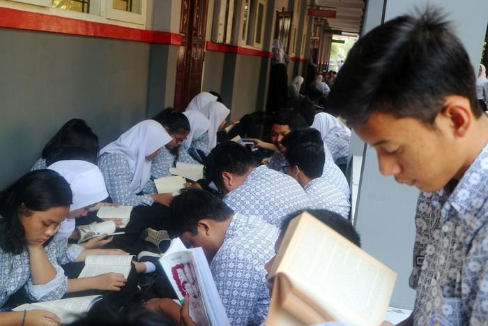 Ilustrasi anak remaja belajar. Foto: Istimewa/Kementerian PPPA