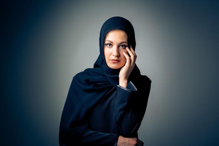 Ilustrasi wanita berhijab. Foto: Istock