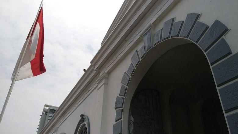 Museum Kebangkitan Nasional di Jalan Menteng (Randy/detikTravel)