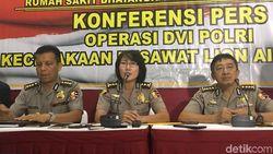 DVI Polri Sudah Periksa Semua Kantong Jenazah Korban Lion PK-LQP