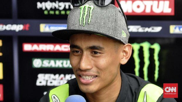 Hafizh Syahrin akan bersaing dengan Franco Morbidelli untuk menjadi rookie terbaik MotoGP 2018.