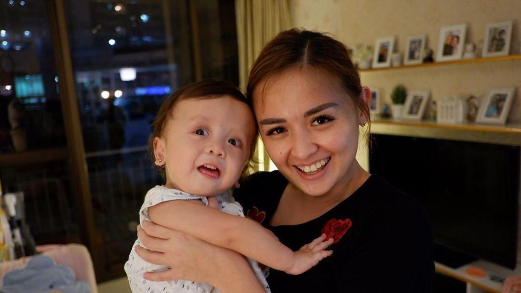 Haru, Cerita Joanna Alexandra Cintai Si Bungsu Berkebutuhan Khusus