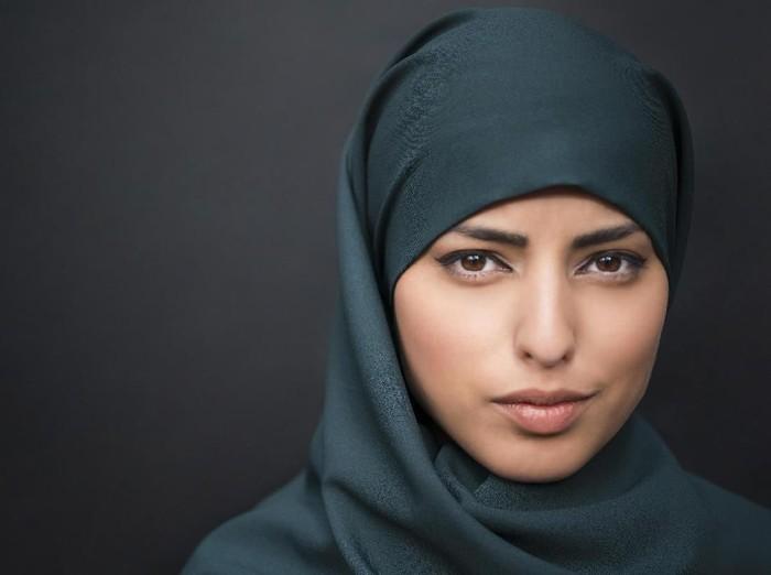 Ilustrasi hijabers. Foto: Istock