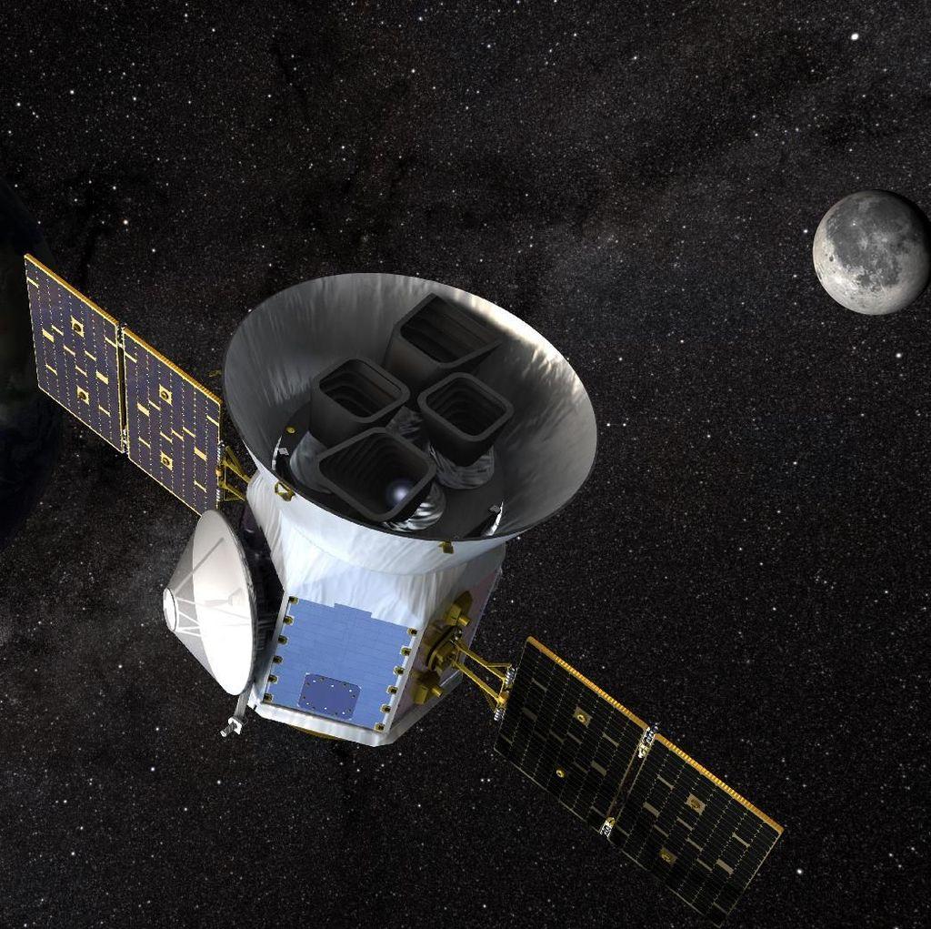 Ini Sosok Pemburu Planet Baru NASA Bernilai Rp 5 Triliun
