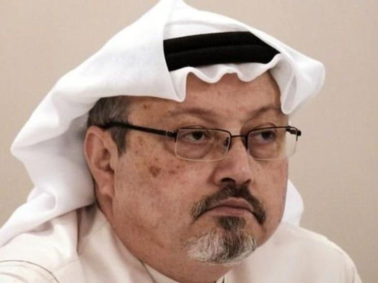 Diduga Bunuh Khashoggi, 16 Warga Arab Saudi Dilarang Masuk AS