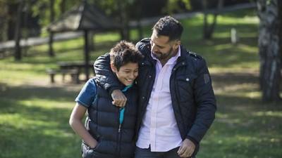 3 Cara Ayah Lekatkan Diri dengan Anak