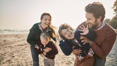 Tips untuk Orang Tua dalam Mengasuh Kids Jaman Now