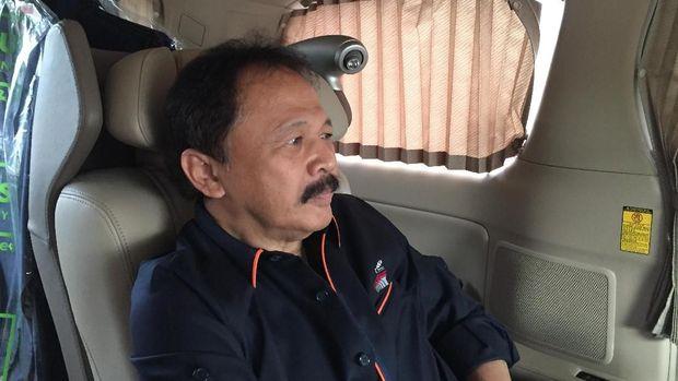 Dirut PT CMNP Tito Sulistio