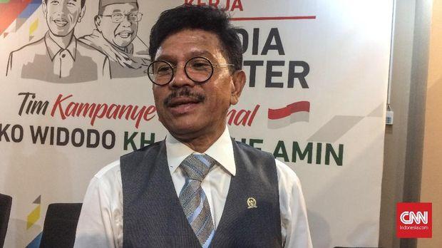NasDem sindir PAN: Mereka Membodohkan Program Jokowi