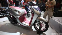 Sabar, Hasil Riset Konsep Skutik Honda Rampung setelah Lebaran