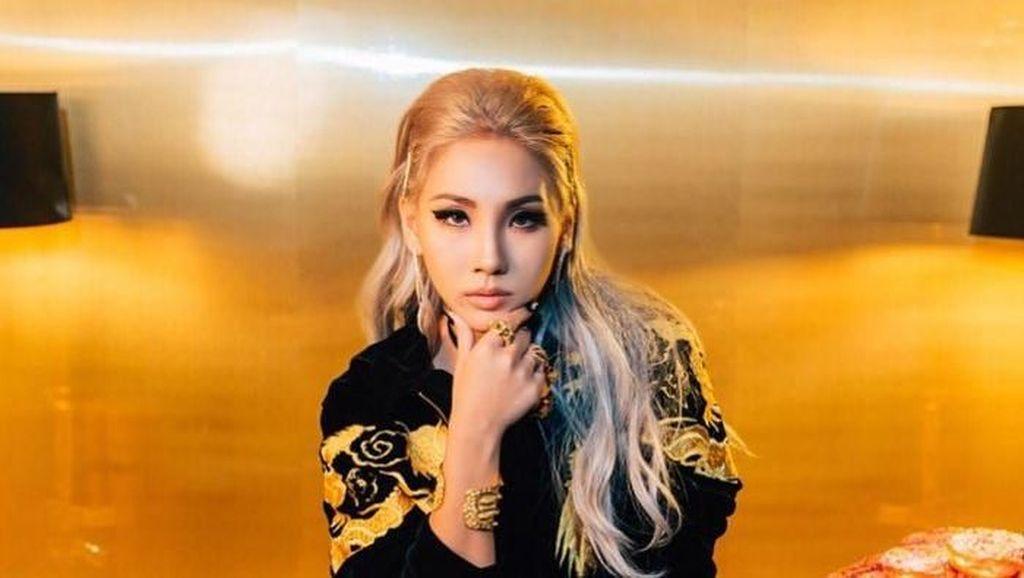 Rilis Album Setelah 3 Tahun, CL Rajai Chart iTunes