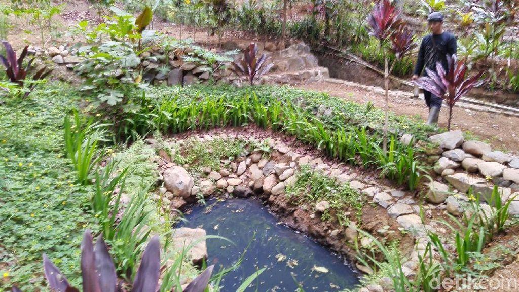 Foto: Sumur di Ciamis yang Konon Bisa Atasi Ilmu Hitam
