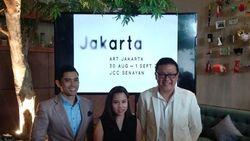 7 Seniman akan Pajang Karya Spesial di Art Jakarta 2019