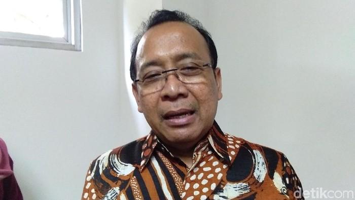 Mensesneg Pratikno (Usman Hadi/detikcom)