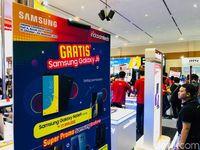 Mengintip Smartphone Diskon Gila-Gilaan di Indocomtech 2018