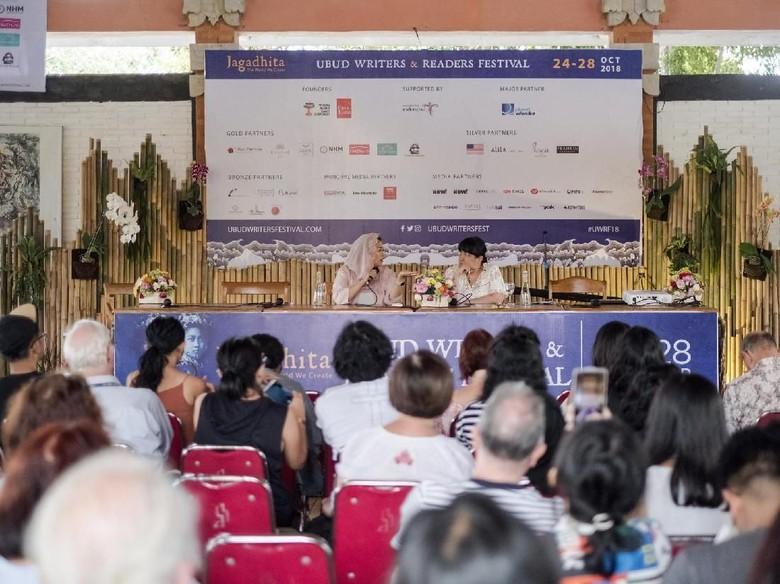UWRF 2018 Sukses Datangkan 25 Ribu Pengunjung Foto: UWRF