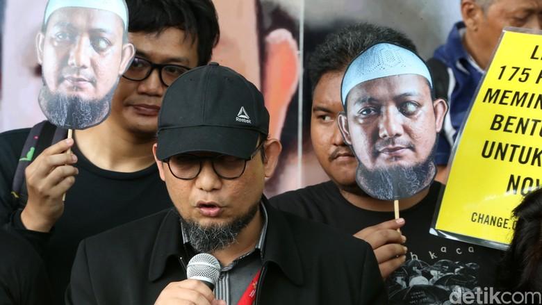 Tim Advokasi: Pernyataan Moeldoko soal Kasus Novel Tak Berdasar