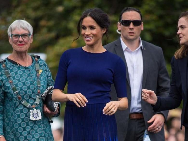Intip Foto Kehamilan Perdana Meghan Markle, Diambil oleh Pangeran Harry