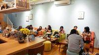 2nd Home : Menikmati Nasi Udang Sambal Bali di Kafe Cozy