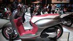 Motor Konsep Honda Mejeng di IMOS 2018