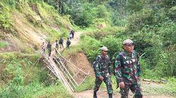 Curhat Warga Perbatasan Indonesia-Malaysia soal Akses Jalan