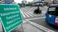 Ada Kamera CCTV di Sudirman-Thamrin, Pengemudi Jadi Ogah Melanggar