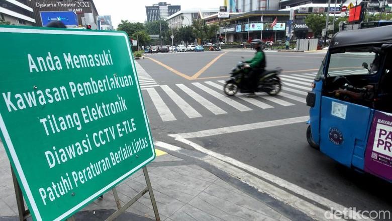 Pemprov DKI Siap Bantu Pengadaan 50 CCTV Tilang Elektronik