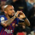 Vidal Kejar Medali Juara Liga Kesembilan Beruntun