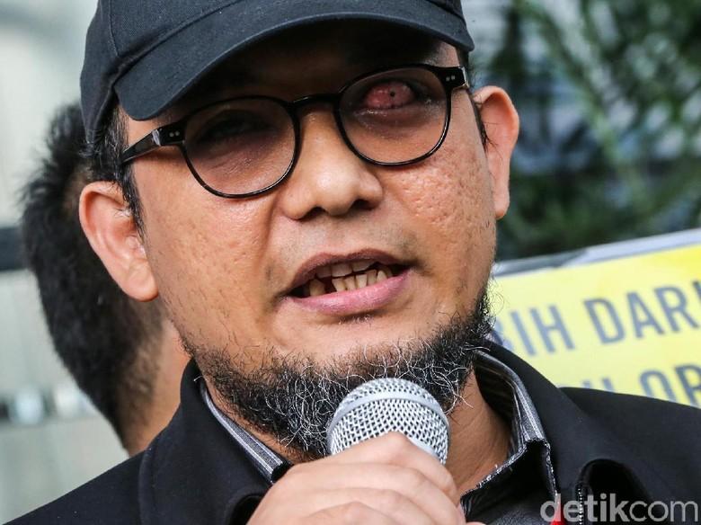 Polri Bentuk Tim Gabungan Penyidikan Kasus Teror Novel Baswedan
