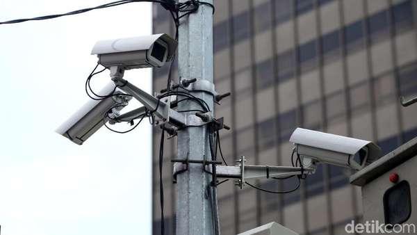 Tol Mana yang Bakal Dipasang CCTV Seperti Sudirman-Thamrin?