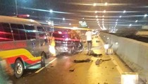 Tabrakan Maut di Tol Arah Bandara Soetta, 2 Orang Tewas