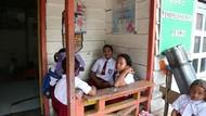 Semangat dan Cita Anak Indonesia di Tapal Batas Negeri