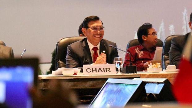Jokowi Minta Negara Kepulauan Jadi Moana, Bukan Cinderella