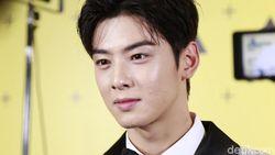 Bahagianya Gracia Indri Ketemu Cha Eun Woo 9339aeeddf
