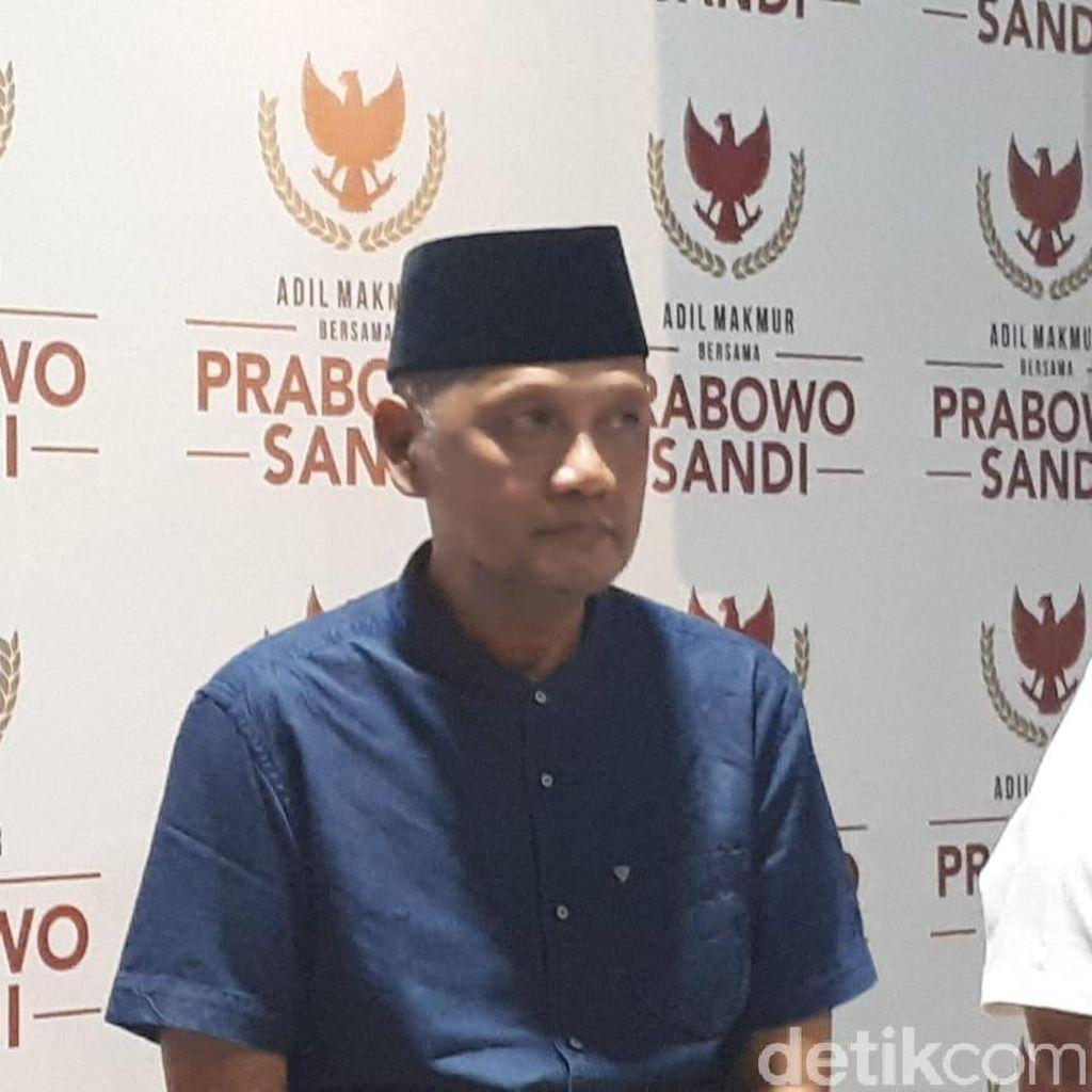 Dipolisikan atas Dugaan Makar, Ini Kata BPN Prabowo
