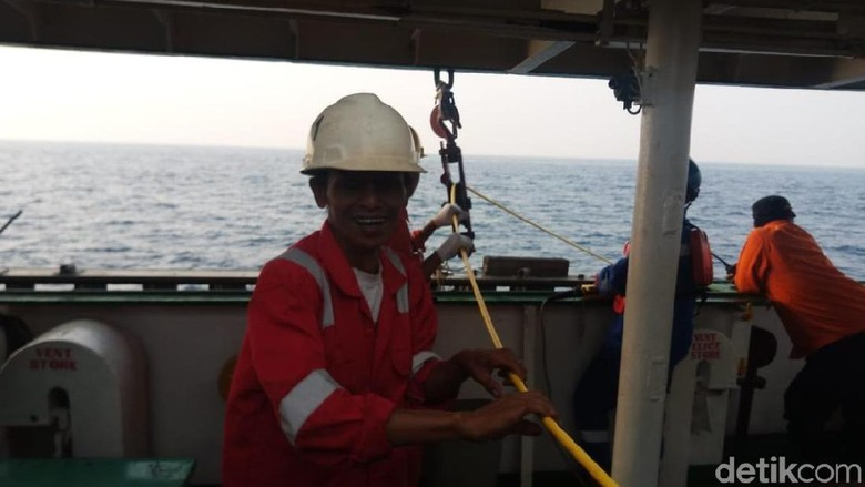 Foto: ROV dan Ping Locator Cari Lagi Black Box Lion Air