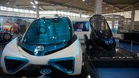 Toyota FV2 dan FCV Plus