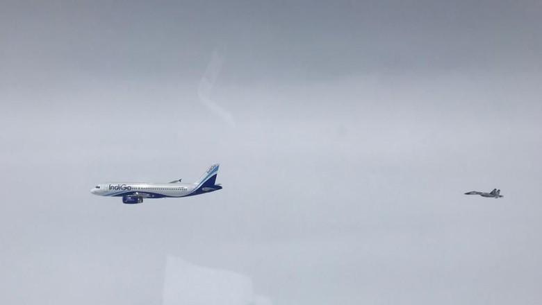 TNI AU Sesalkan Singapura Beri Izin Pesawat Brunei Melintas di Kepri