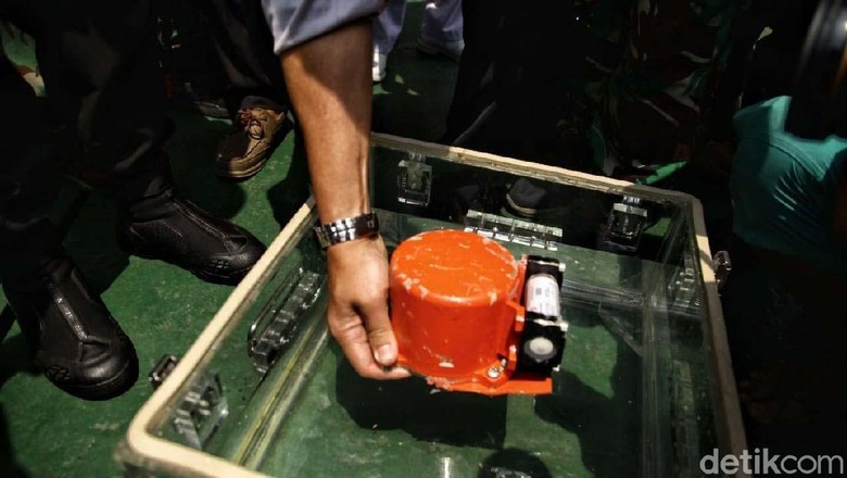 Data Awal Black Box Lion Air Dibuka 1 Bulan Lagi, Ini yang Diungkap