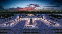 Turki Resmikan Bandara Terbesar di Dunia
