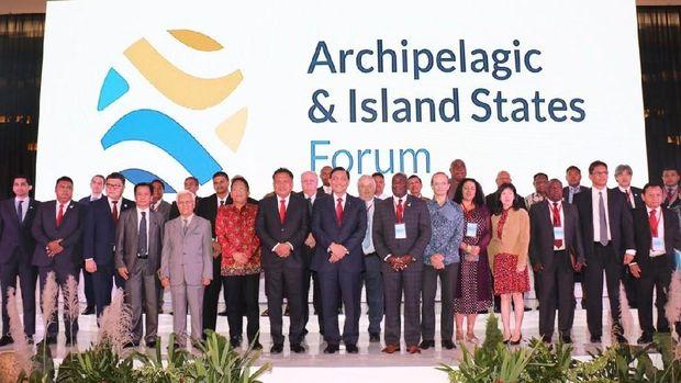 Luhut: Indonesia 'Big Brother' untuk Negara-negara Kepulauan