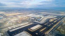 Foto Penampakan Bandara Terbesar di Dunia