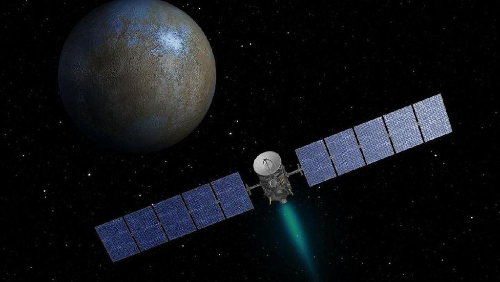 Kehabisan Bensin, Penjelajah Sabuk Asteroid NASA Pensiun