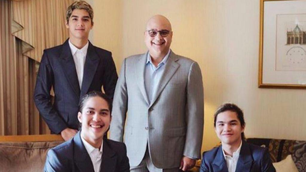 7 Saran agar Ayah Tiri seperti Irwan Mussry Dekat dengan Anak