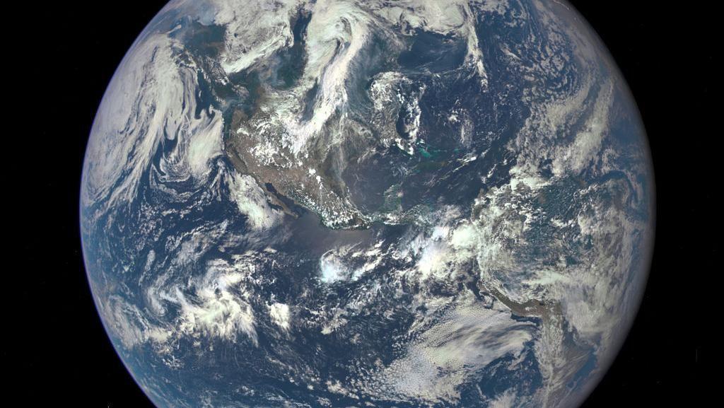 Bumi Berubah Jadi Bola Salju karena Kekurangan Cahaya Matahari